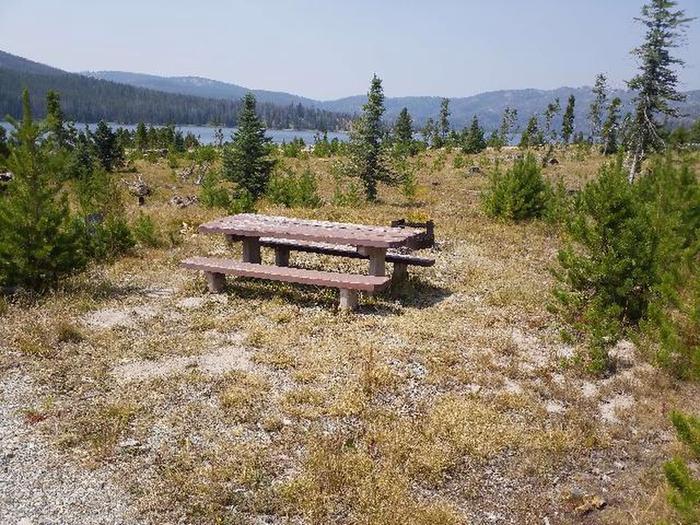 Hog Park Campground Site 16 Photo 1