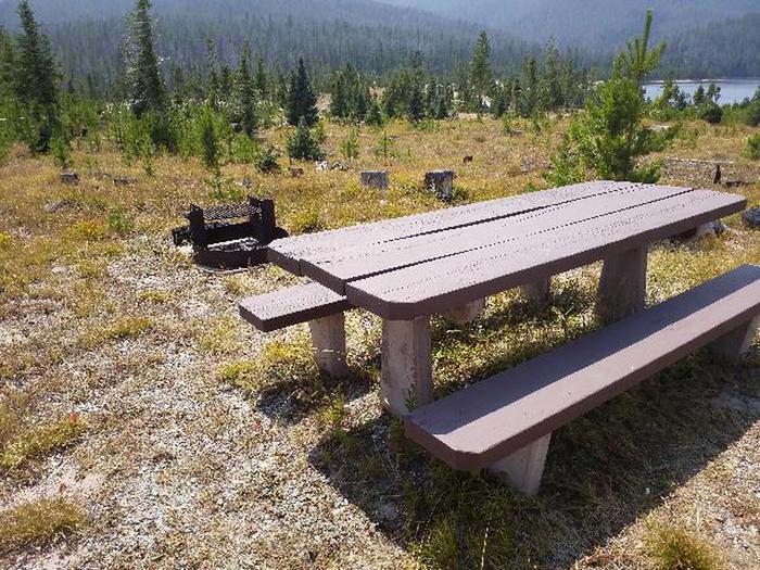 Hog Park Campground Site 18 Photo 1