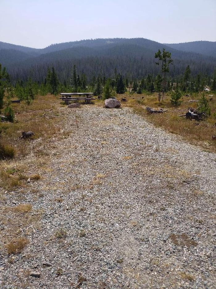 Hog Park Campground Site 18 Photo 2