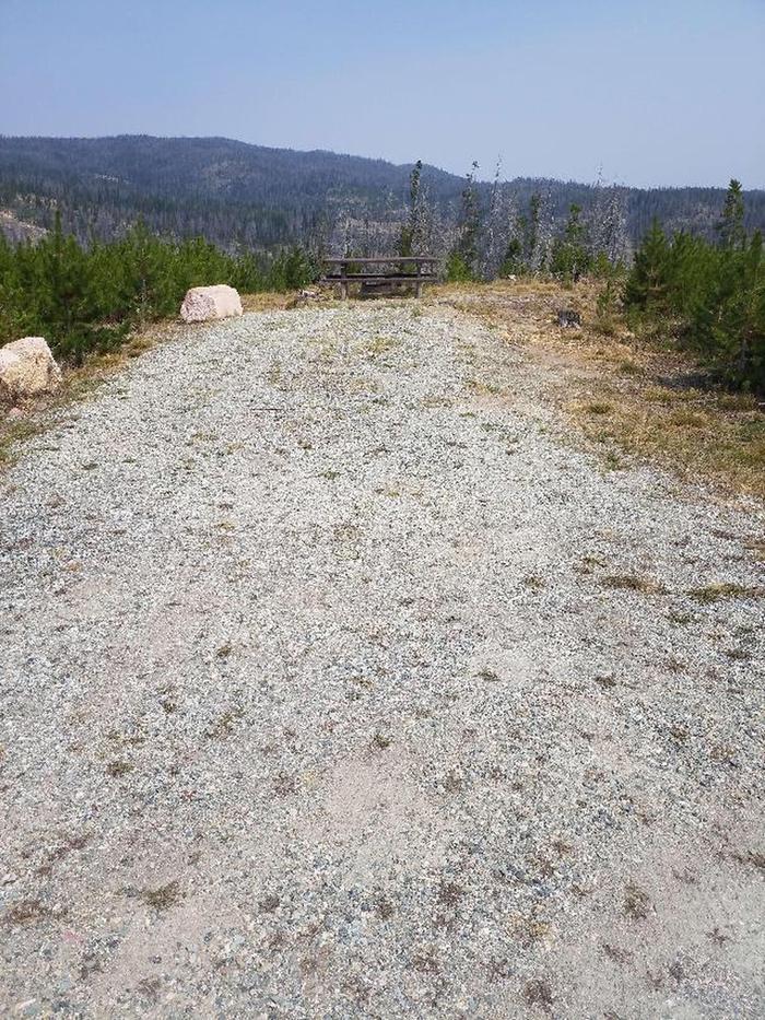 Hog Park Campground Site 27 Photo 3