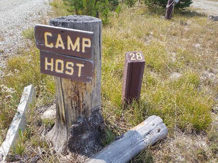 Hog Park Campground Site 28HOST Photo 4
