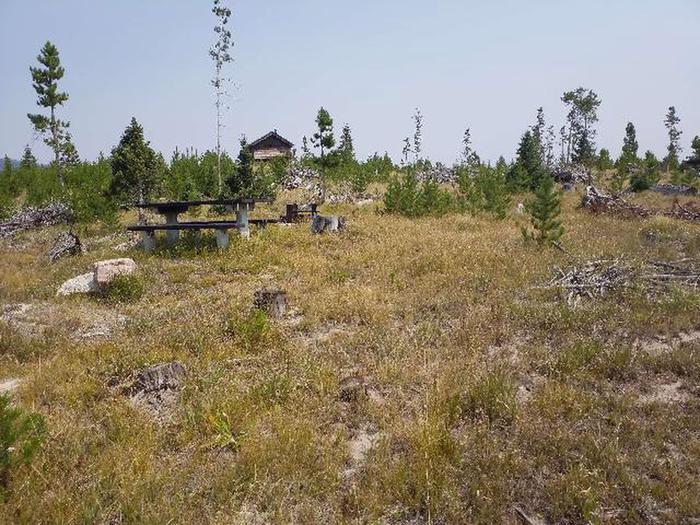 Hog Park Campground Site 29 Photo 1