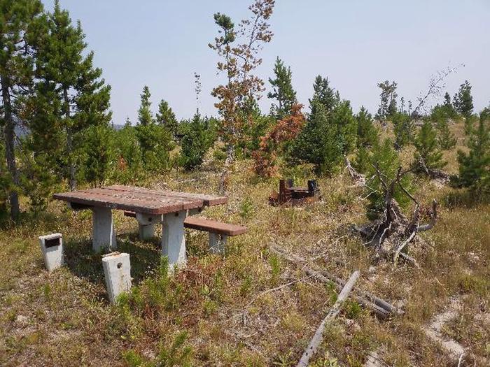 Hog Park Campground Site 30 Photo 1