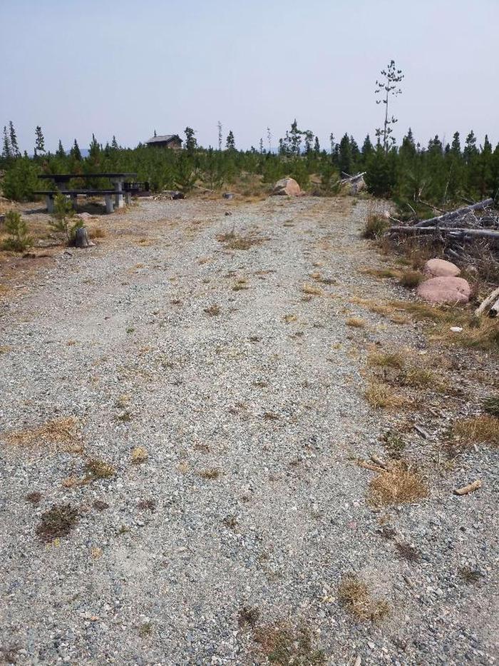 Hog Park Campground Site 33 Photo 2