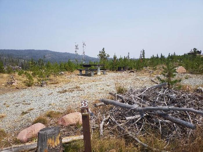 Hog Park Campground Site 33 Photo 3