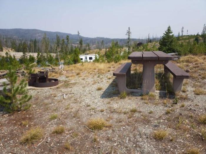 Hog Park Campground Site 34 Photo 1