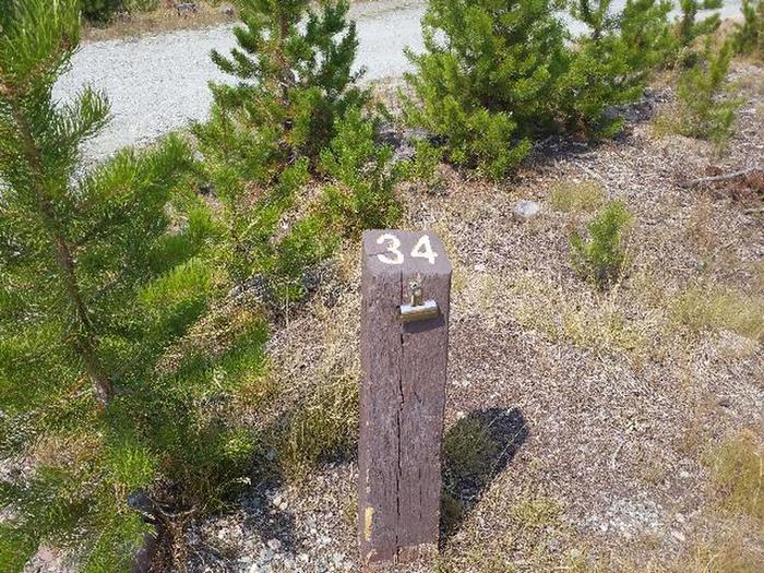 Hog Park Campground Site 34 Photo 3