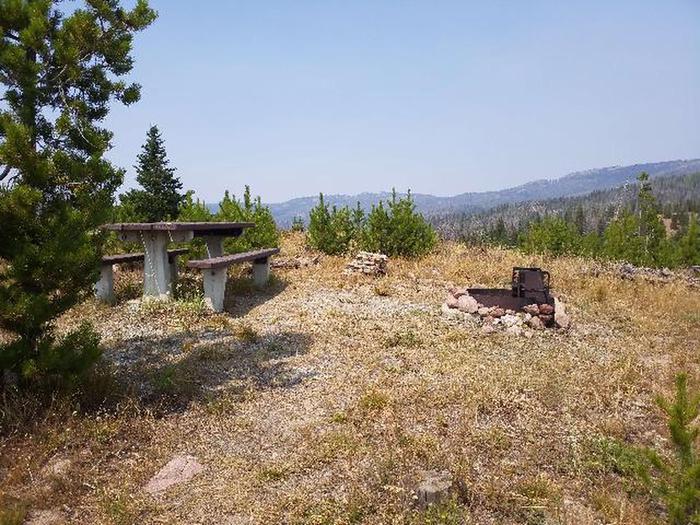Hog Park Campground Site 35 Photo 1