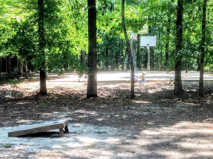 Deerlick Creek Basketball Court