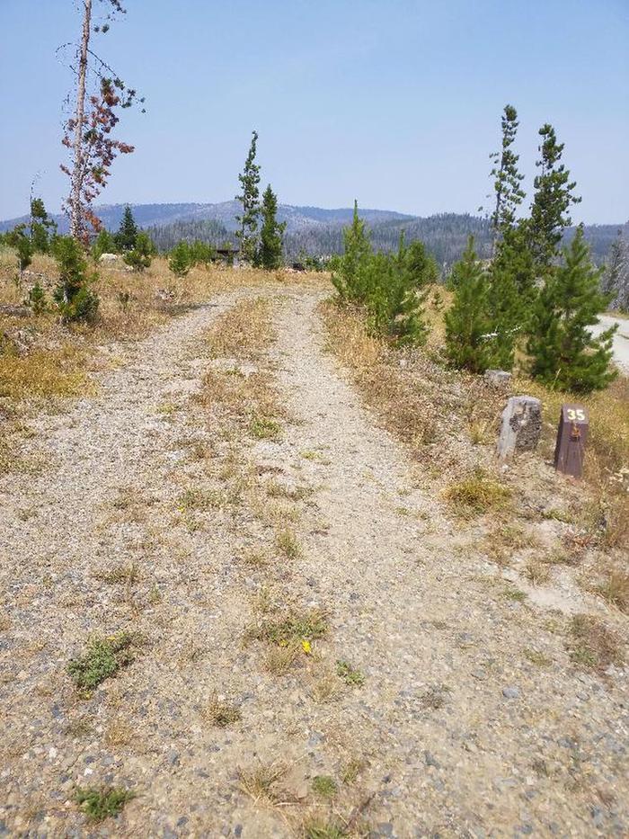 Hog Park Campground Site 35 Photo 2