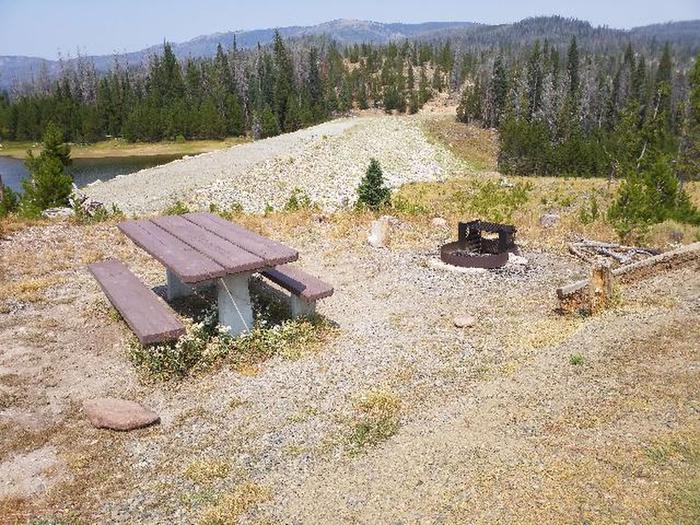 Hog Park Campground Site 38 Photo 1