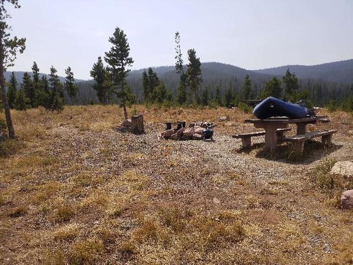 Hog Park Campground Site 49 Photo 3
