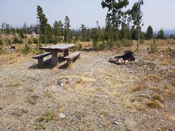 Hog Park Campground Site 50 Photo 1