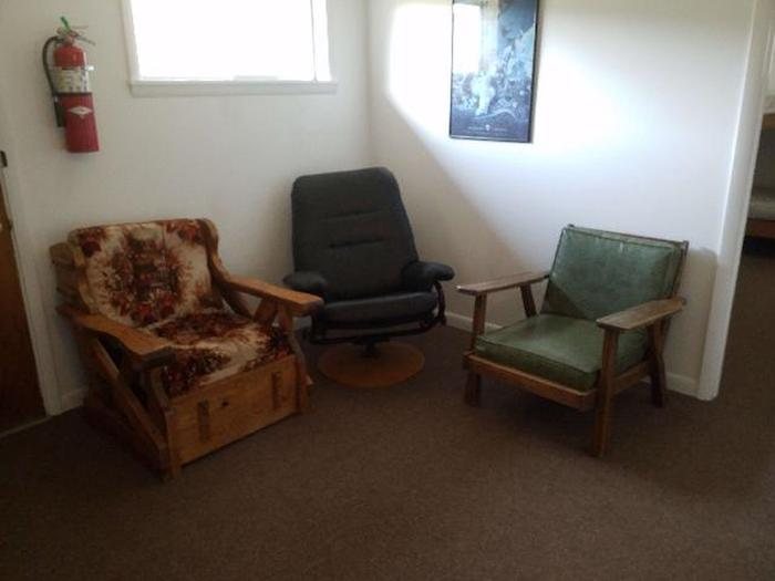 Bow River Ranger Station Chairs