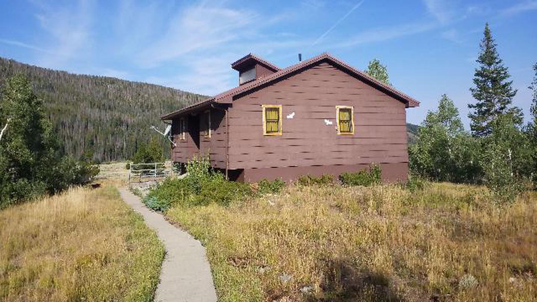 Brush Creek Work Center Barracks