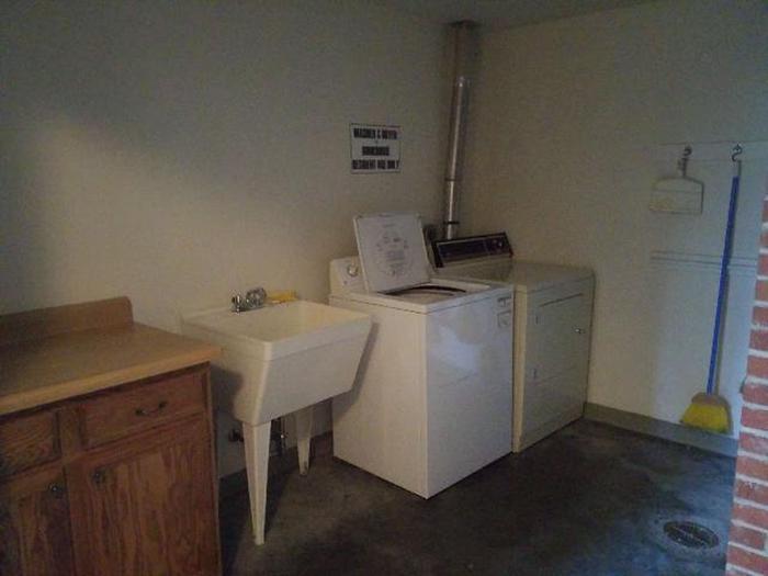 Brush Creek Work Center Barracks 13