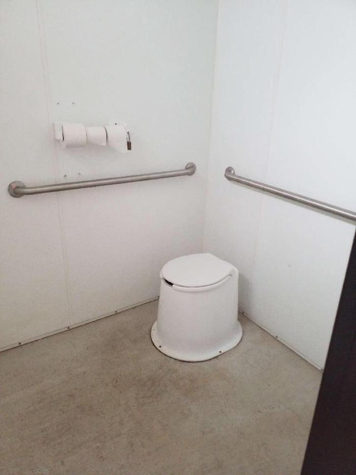 Jack Creek Guard Station Toilet