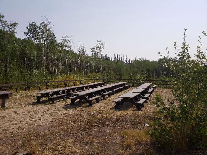 Preview photo of Bottle Creek Group Picnic Site
