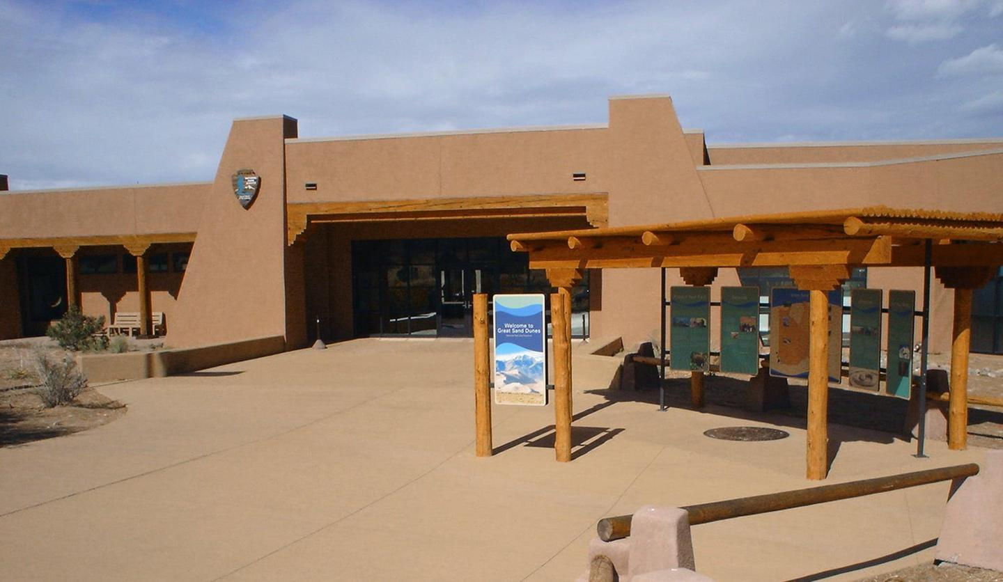 Preview photo of Great Sand Dunes Visitor Center