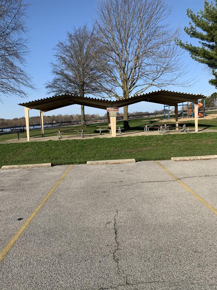 Keyesport Day Use Shelter Keyesport Day Use Shelter