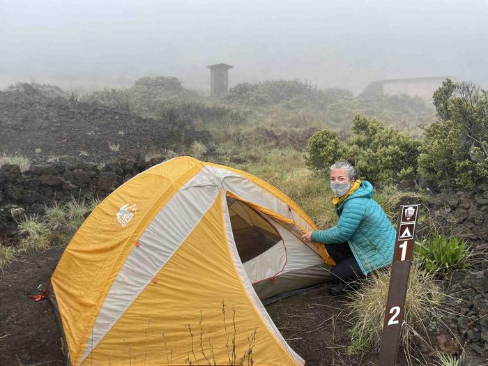 Preview photo of Haleakala National Park (Wilderness Tent Permits)