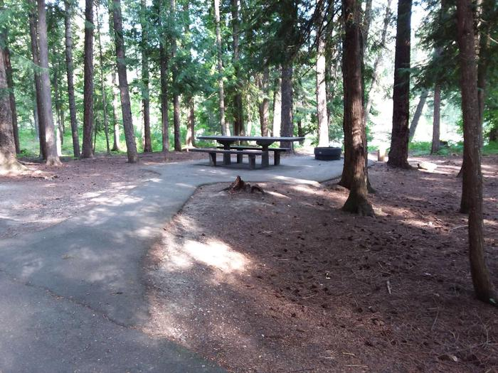 Yaak River Site 10-Table