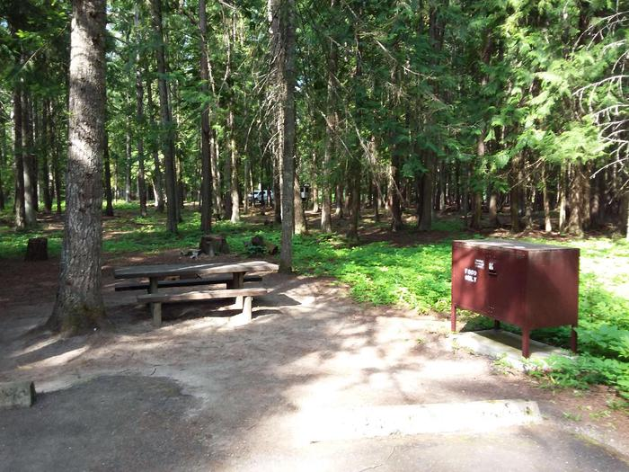 Yaak River Site 24-Table