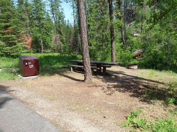 Yaak River Site 30B-Table