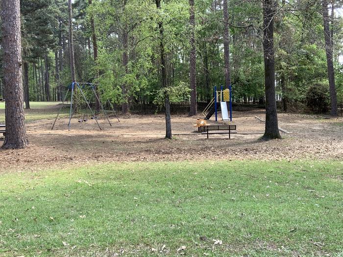 Alley Creek playground