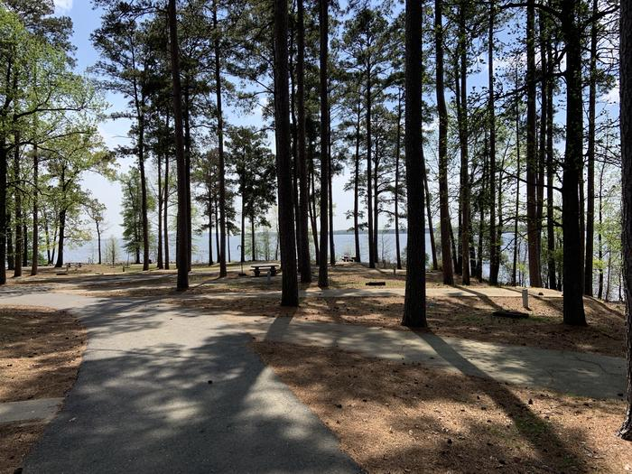 Alley Creek group camp RV sites
