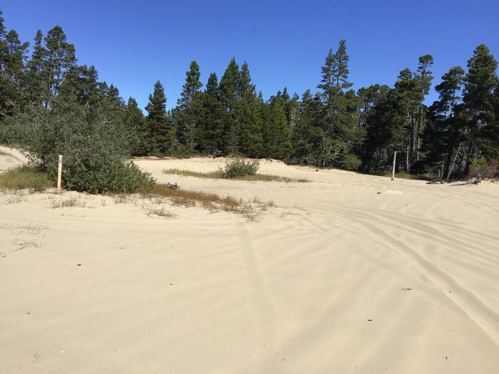 Hauser Sand Camp Site #82