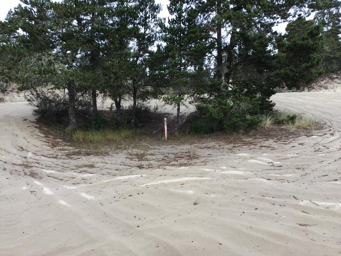 Horsfall Sand Camp Site #106