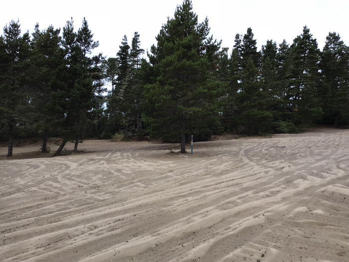 Horsfall Sand Camp Site #113