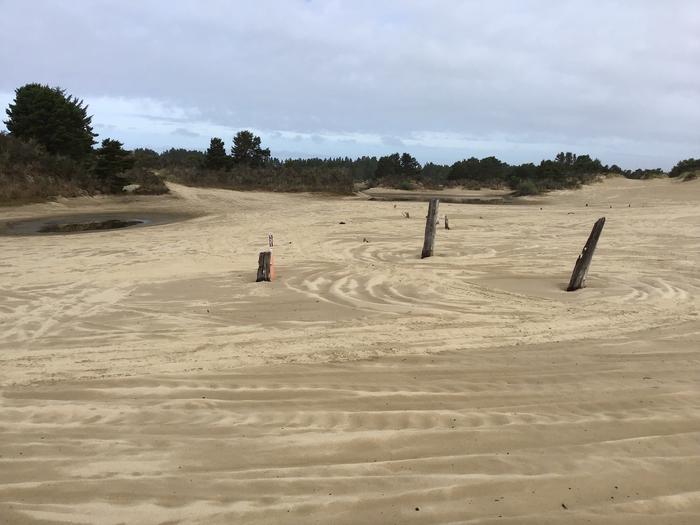 Horsfall Sand Camp Site #121