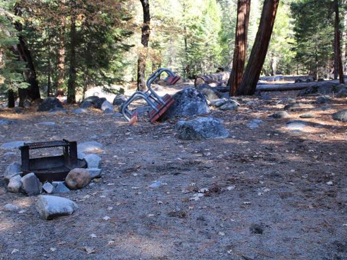 Sheep Creek Site 5
