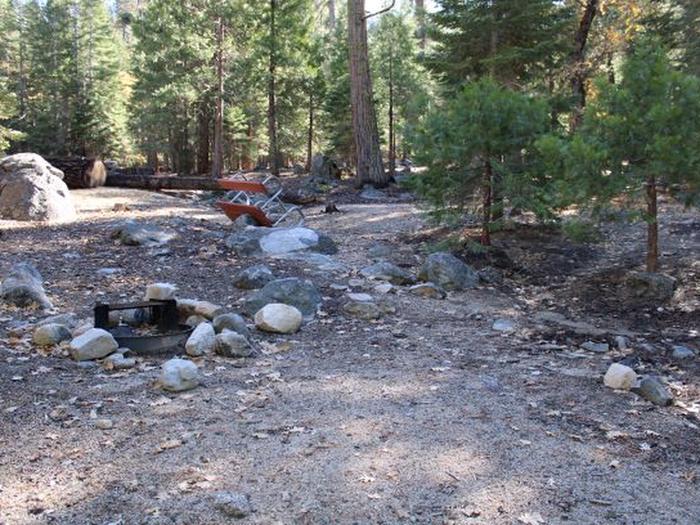 Sheep Creek Site 6