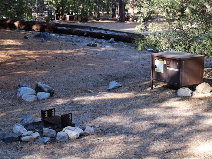 Sheep Creek Site 8