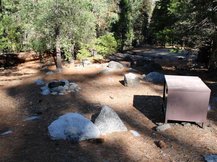 Sheep Creek Site 11