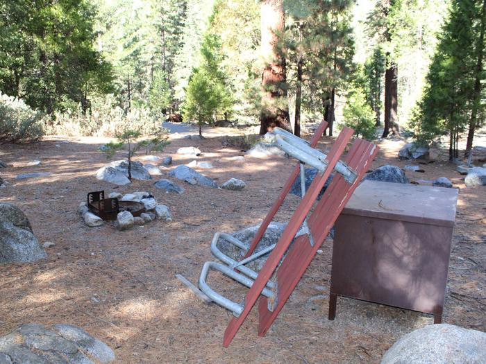 Sheep Creek Site 13