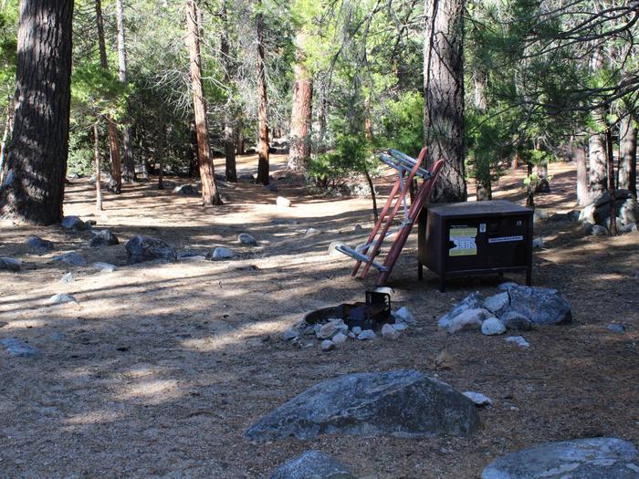 Sheep Creek Site 17Sheep Creek Site 17