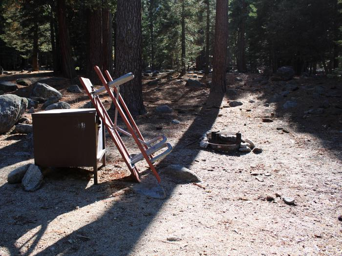 Sheep Creek Site 18