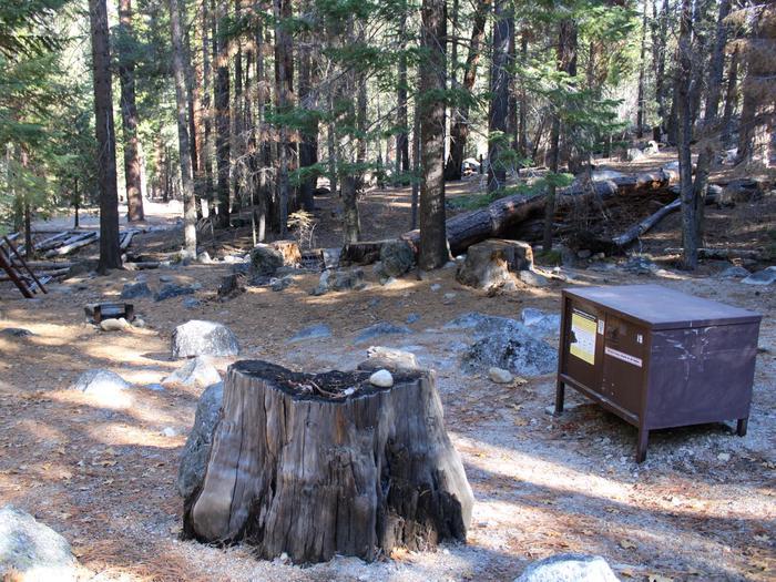 Sheep Creek Site 19