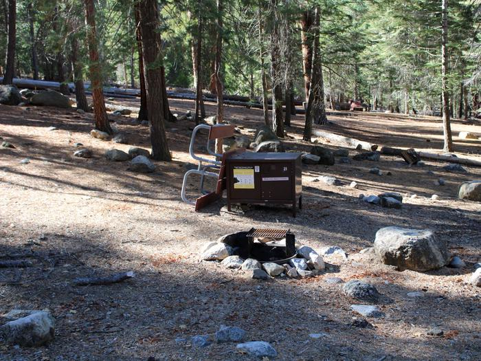 Sheep Creek Site 21