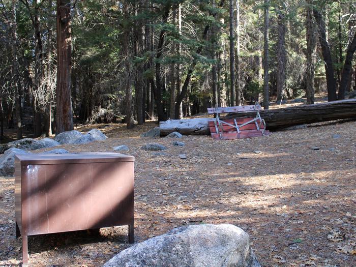 Sheep Creek Site 24