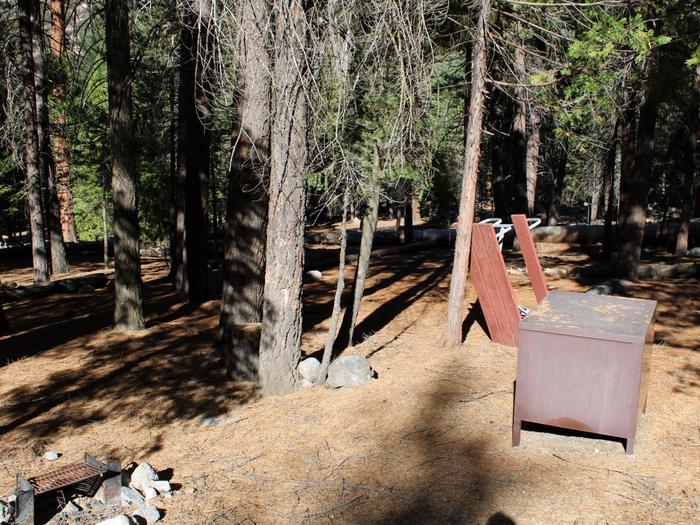 Sheep Creek Site 27