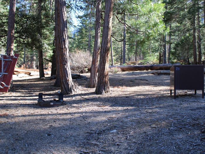 Sheep Creek Site 28