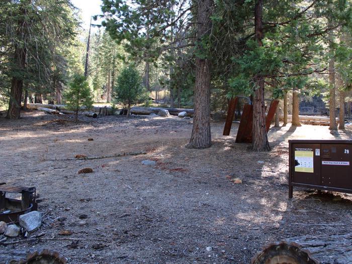Sheep Creek Site 29