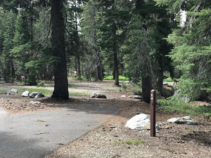 Summit Lake South Site E16Site, Loop: Site E16, Loop E