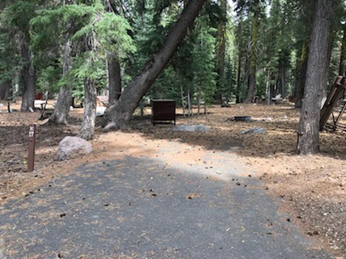 Summit Lake South Site E17Site, Loop: Site E17, Loop E