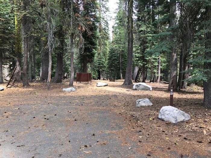 Summit Lake South Site E19Site, Loop: Site E19, Loop E